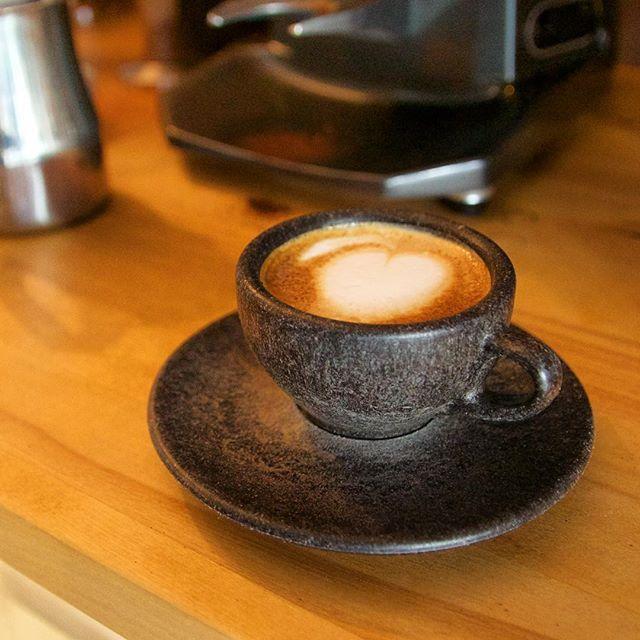 Xícara feita com grãos de café-Kaffeform